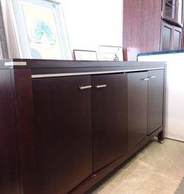 Scarborough Store Mahogany storage Cabinet