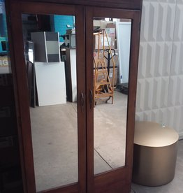 Studio District Store Wardrobe with mirrors