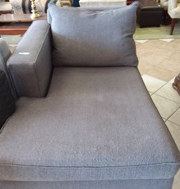 Scarborough Store Grey Chaise