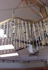 "Vaughan Store ""Crystal drops"" chandelier"