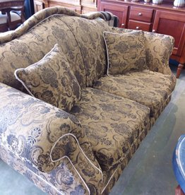 Scarborough Store Embroided Love Seat