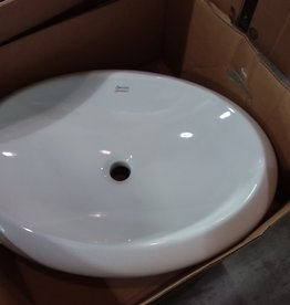 North York Store Sink Oval AS