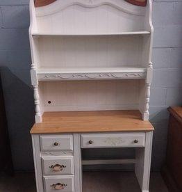 North York Store Desk White