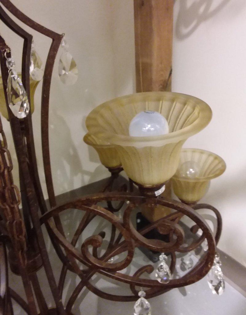 Vaughan Store Bronze Chandelier