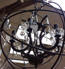 Vaughan Store Round 6 light chandelier
