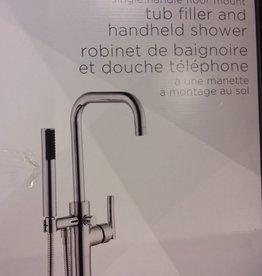Vaughan Store Tub Filler and Handheld Shower