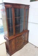 Etobicoke Store Antique hutch/china cabinet