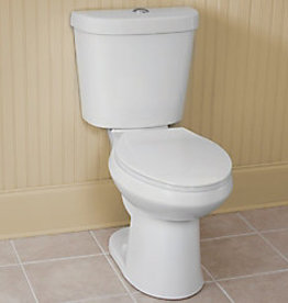 Vaughan Store GB White High-efficiency Toilet