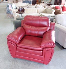 Markham West Store Scarlet armchair