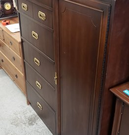 East York  Store Dark Wood Dresser