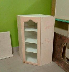 Woodbridge Store Upper Kitchen Corner Cabinet