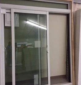 Vaughan Store White Sliding Patio Doors