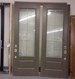 Vaughan Store Double Entrance Doors