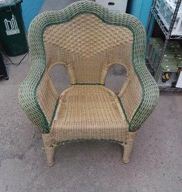 Studio District Store Wicker chair