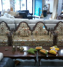 Markham East Store Loveseat and 2 chairs
