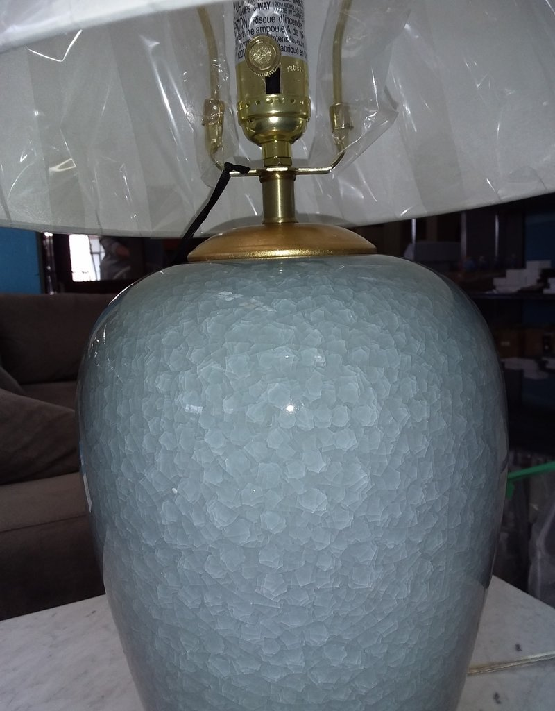 Studio District Store Blue luxury lamp