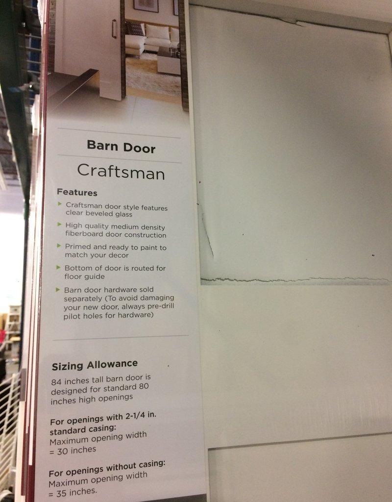 Brampton Store Barn Doors