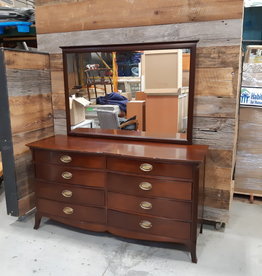 East York  Store Dresser with mirror