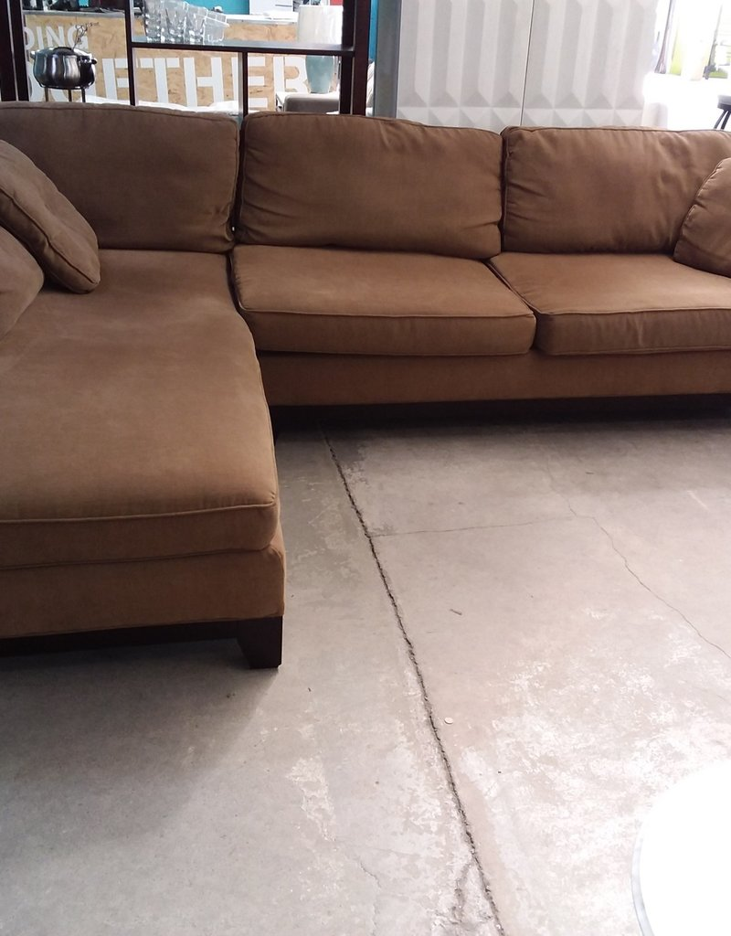 Studio District Store Oversized Sectional Sofa