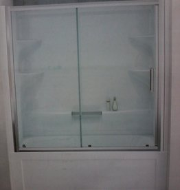 Markham East Store Mirolin Squeeze Door Designed To Fit Cascade Tub Shower