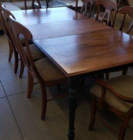 East York  Store Dark wood table