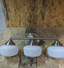 Newmarket Store 3-Bulb Vanity Light