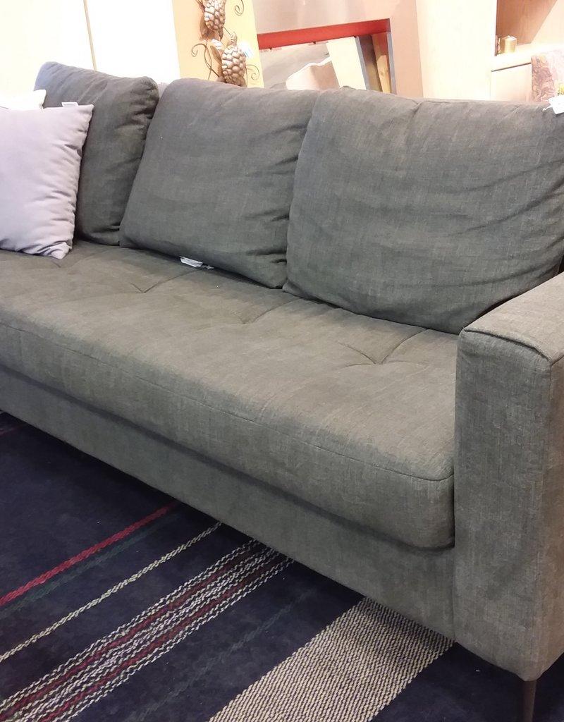 Vaughan Store Modern Grey Sofa