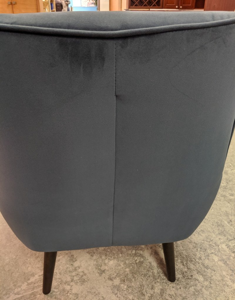 Newmarket Store Microfiber Suede Accent Chairs