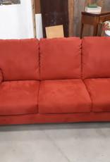 East York  Store Natuzzi Red Sofa