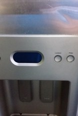 Studio District Store Stainless Steel Refrigerator