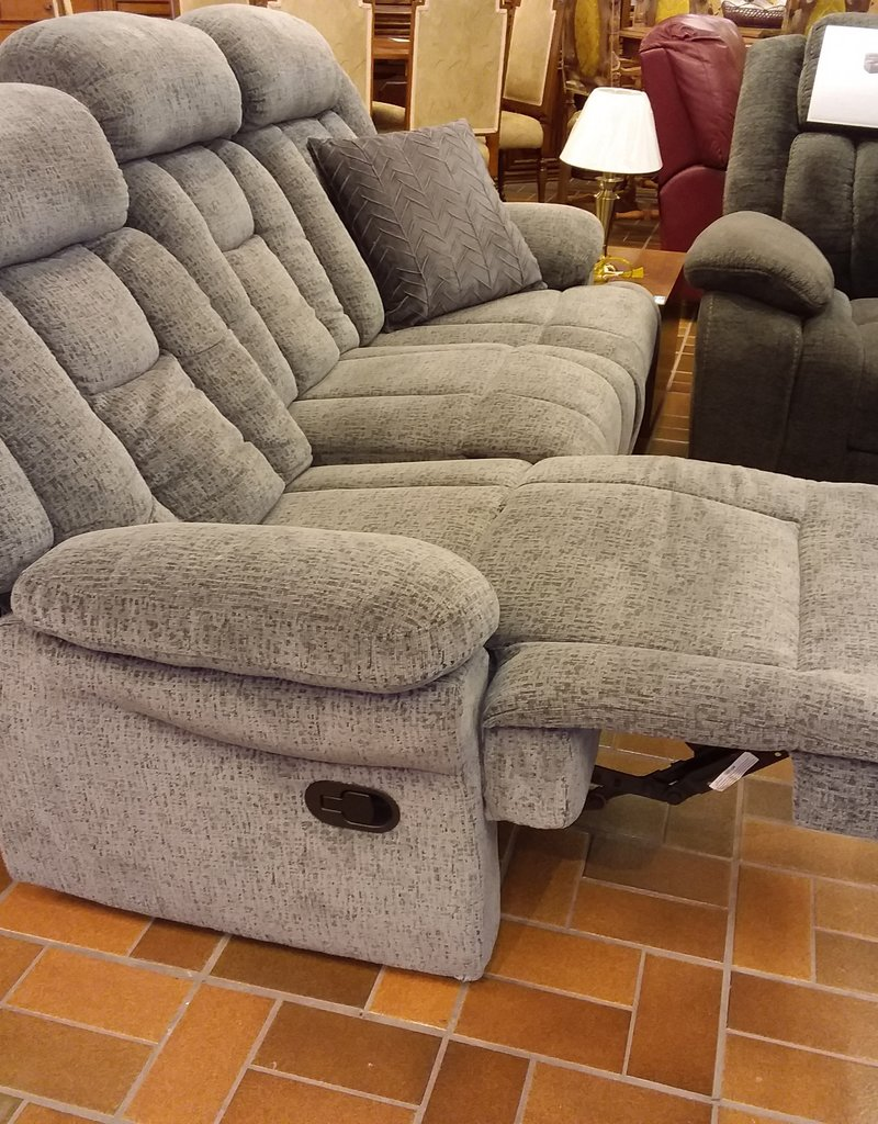 Vaughan Store Grey Motion Sofa