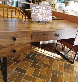 "Vaughan Store ""Cohiba"" Walnut Desk"
