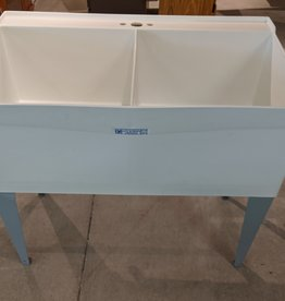 Newmarket Store Double Laundry Tub