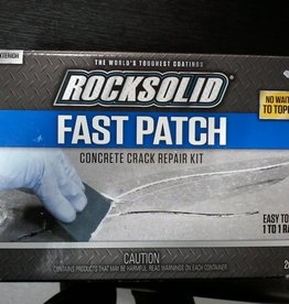 Markham East Store ROCKSOLID Fast Patch