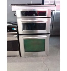 Studio District Dual wall oven