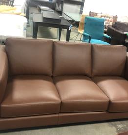 Brampton Store Leather Sofa