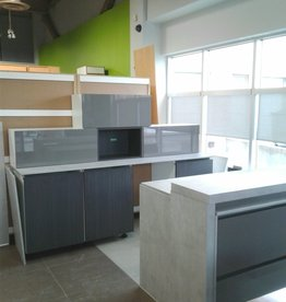 Woodbridge Store Stylish Modern Kitchen