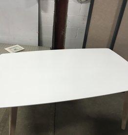 Brampton Store White Wooden Table