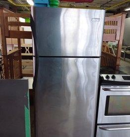 Studio District Store Stainless Steel Frigidaire Refrigerator