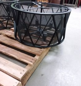 Studio District Store Round Drum Chandelier