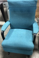Brampton Store Blue Rocking Chair