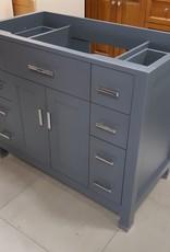 """Woodbridge Store 41"""" Vanity Cabinet"""