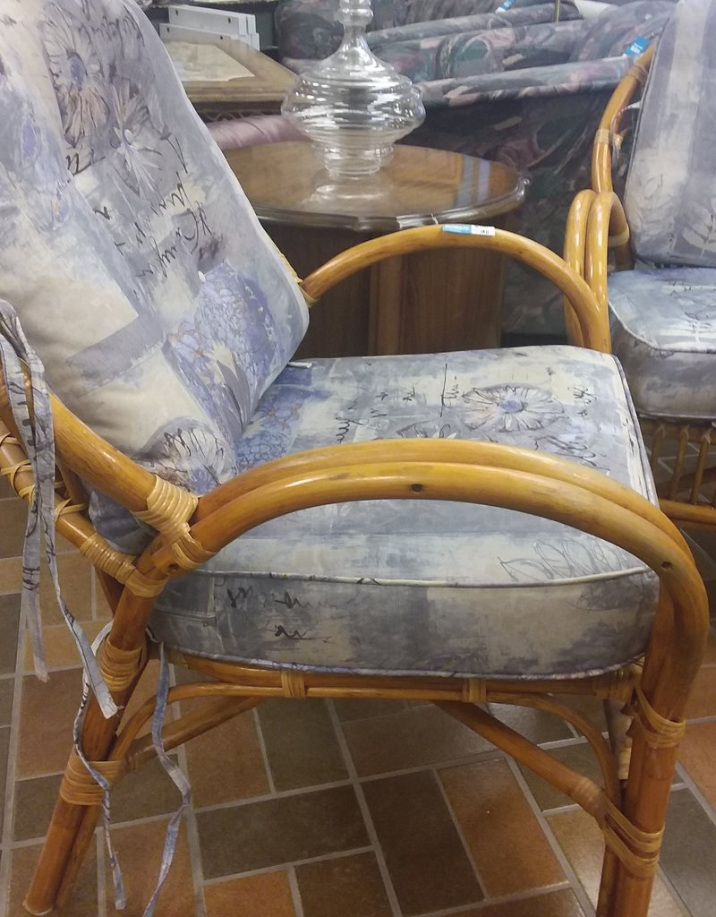Vaughan Store Bamboo Chairs