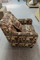 Newmarket Store Bronze Accent Chairs