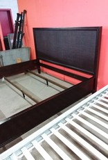 Studio District Store Brown King Bed
