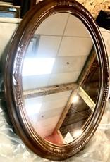 Brampton Store Brown Mirror