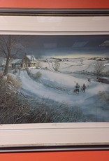 Vaughan Store Alan Kingsland's Numbered Watercolour Print