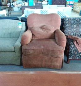 Studio District Store Triangle print armchair