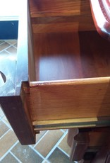 Vaughan Store Cherry Red Dresser