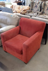 East York  Store Red Armchair